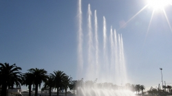 San Pedro Fountains – Fanfare