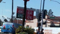 Gas Prices in the South Bay