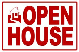 South Bay Open House List