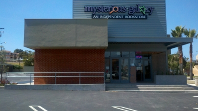 Mysterious Galaxy Bookstore: A Place for Mystery, Fantasy, Sci-Fi and More