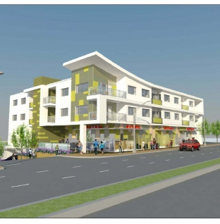 Proposed Gaffey Street Apartments