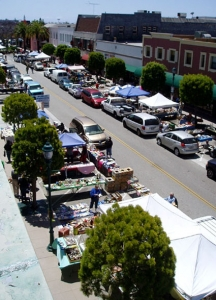Torrance Antique Street Faire @ Downtown Torrance | Torrance | California | United States