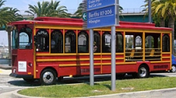 San Pedro Downtown Trolley