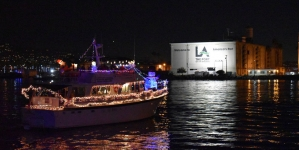 L.A. Harbor Holiday Afloat Parade