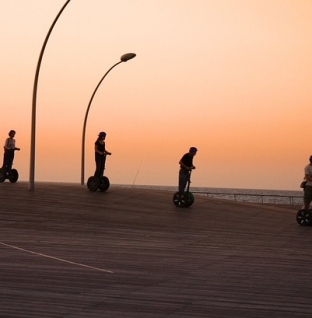 Tour the South Bay by Segway