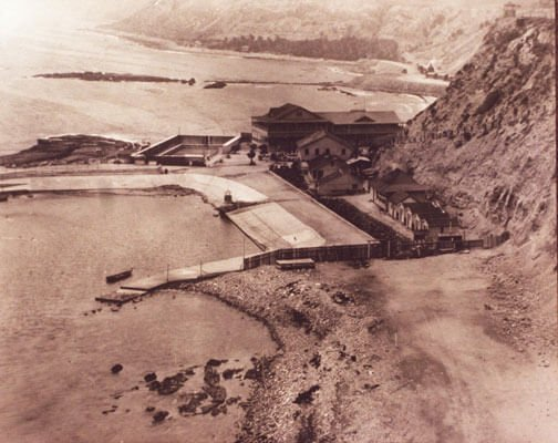 White Point Health Resort - July 1925 - Photo courtesy LACFD Station 48