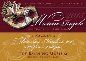 Victorian Masquerade Gala @ The Banning Museum | Los Angeles | California | United States