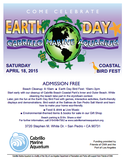 Bird Fest Celebration @ Cabrillo Marine Aquarium | Los Angeles | California | United States