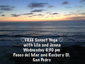 Sunset Yoga @ Los Angeles | California | United States