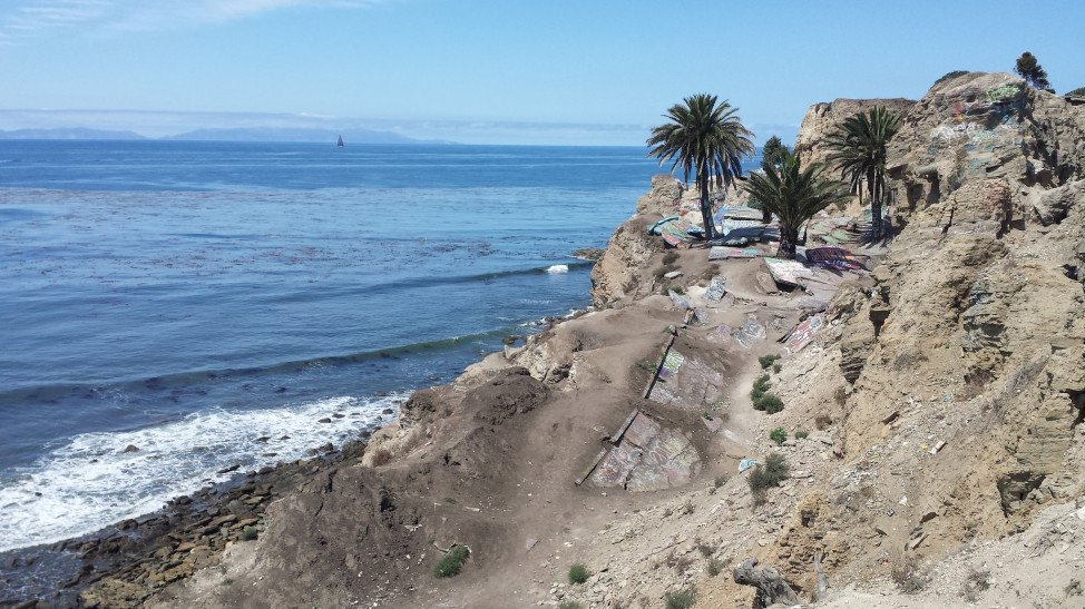 Sunken City, July 2015 (Photo courtesy Jon May)