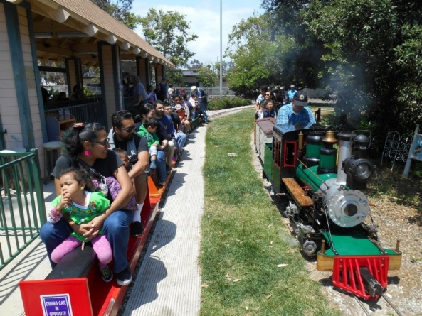 Southern California Live Steamers!