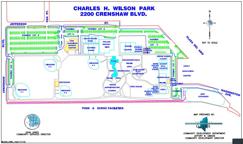 Charles H. Wilson Park | Best of the South Bay on