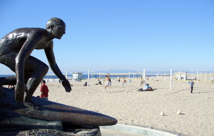 Tim Kelly Surf Statue