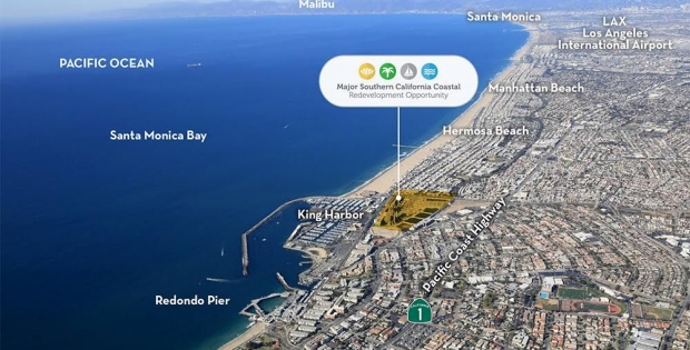 Redondo Beach AES Power Plant – FOR SALE