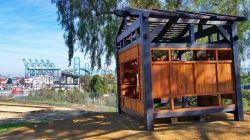 Griffith Park Tea House in San Pedro