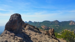 Day Trip: Sandstone Peak in the Santa Monica Mountains