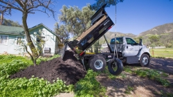 Free Mulch to Los Angeles City Residents
