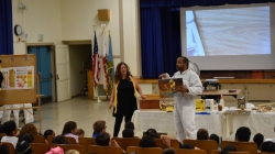 Gallery: Bee Presentation at Lomita Math/Science/Technology/Magnet