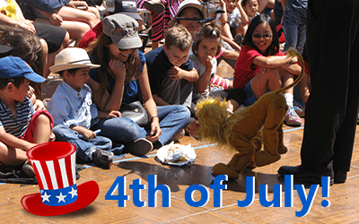 RPV 42nd Annual July 4th Celebration