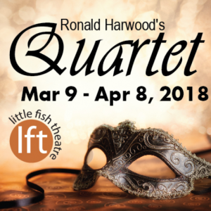 Quartet @ Little Fish Theatre | Los Angeles | California | United States