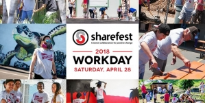 15th Annual Sharefest Workday