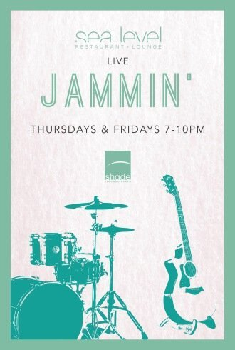 Live Jammin' @ Shade Hotel Redondo Beach - Sea Level Restaurant & Lounge | Redondo Beach | California | United States