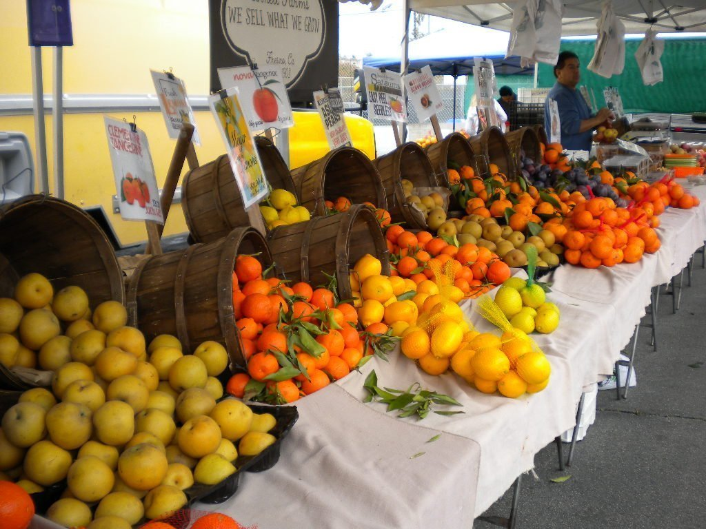Hermosa Beach Farmers Market @ Hermosa Beach | California | United States