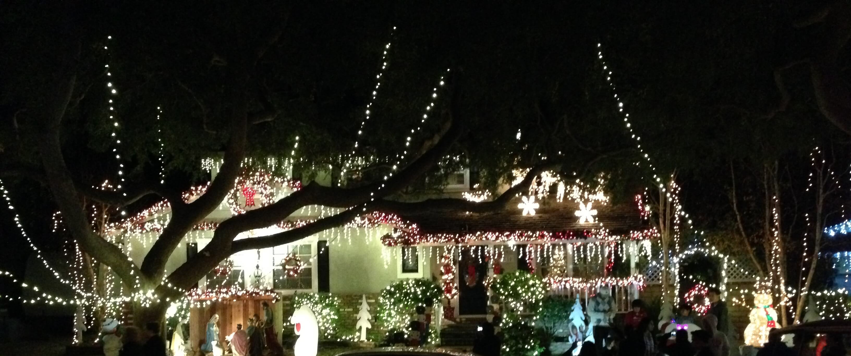 candy cane lane in torrance best of the south bay - Christmas Lights In Torrance