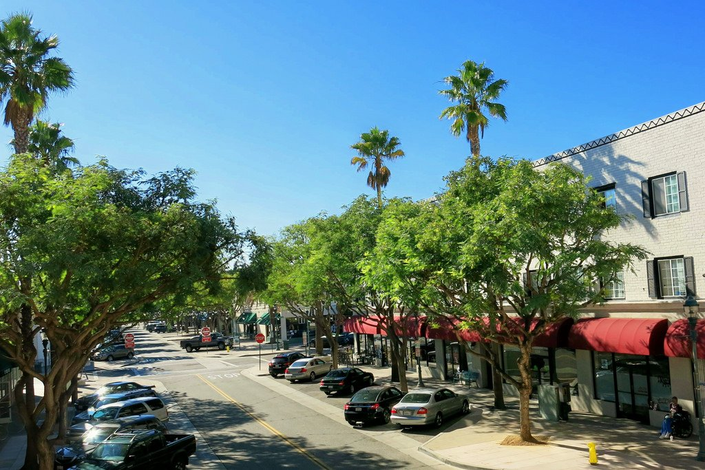 Old Town Torrance Best Of The South Bay