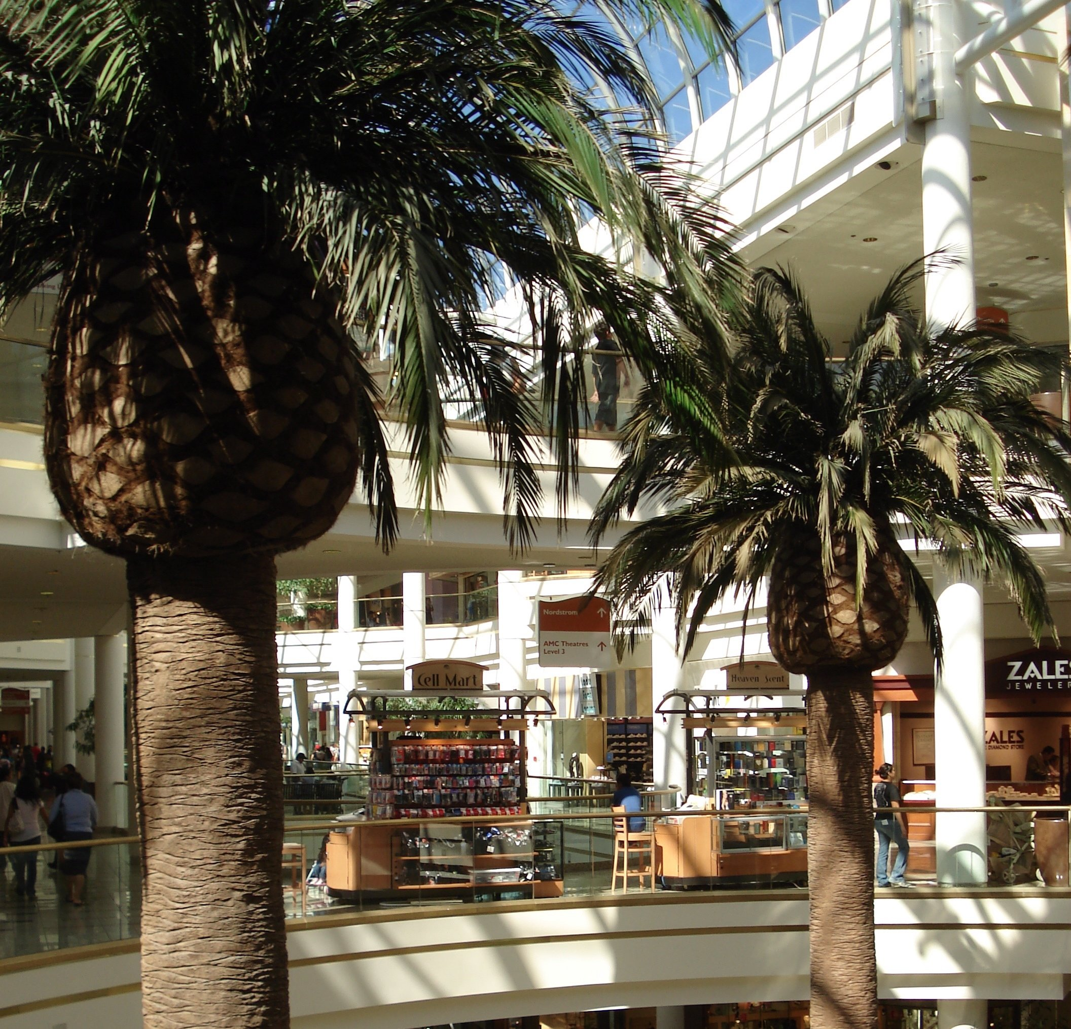 Galleria South Bay Food Court
