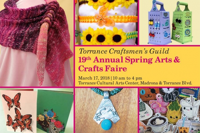 Spring Arts Crafts Faire Best Of The South Bay