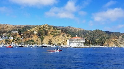 Day Trip: Avalon, Catalina Island