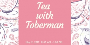 Tea with Toberman
